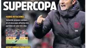 Portada SPORT (07/01/2020)