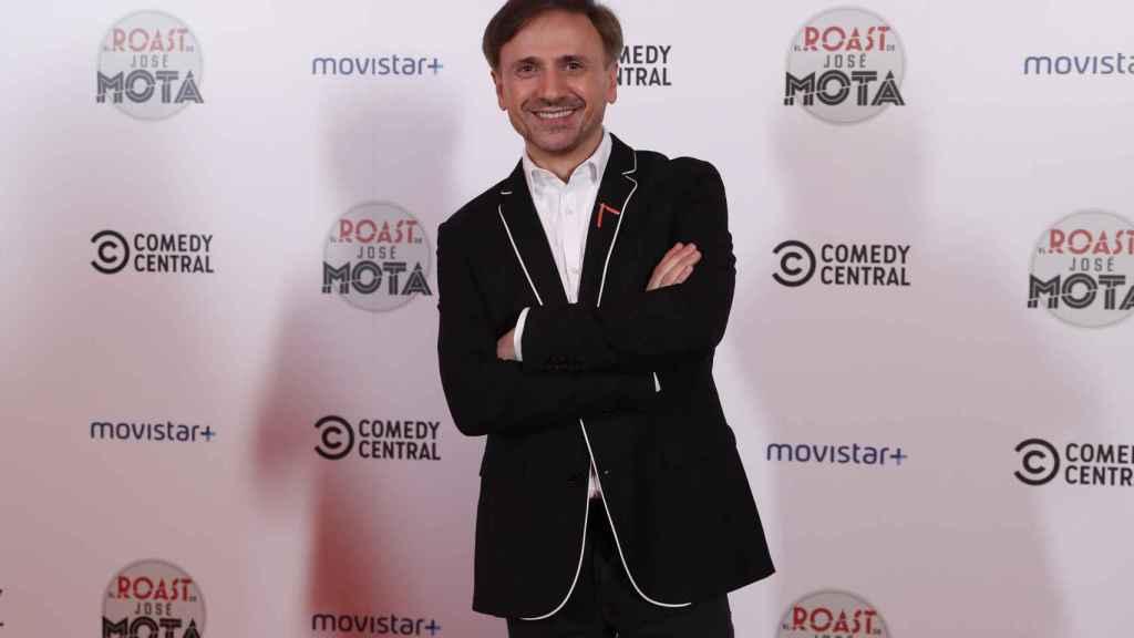 En la actualidad, el humorista dirige el programa 'José Mota presenta...'.