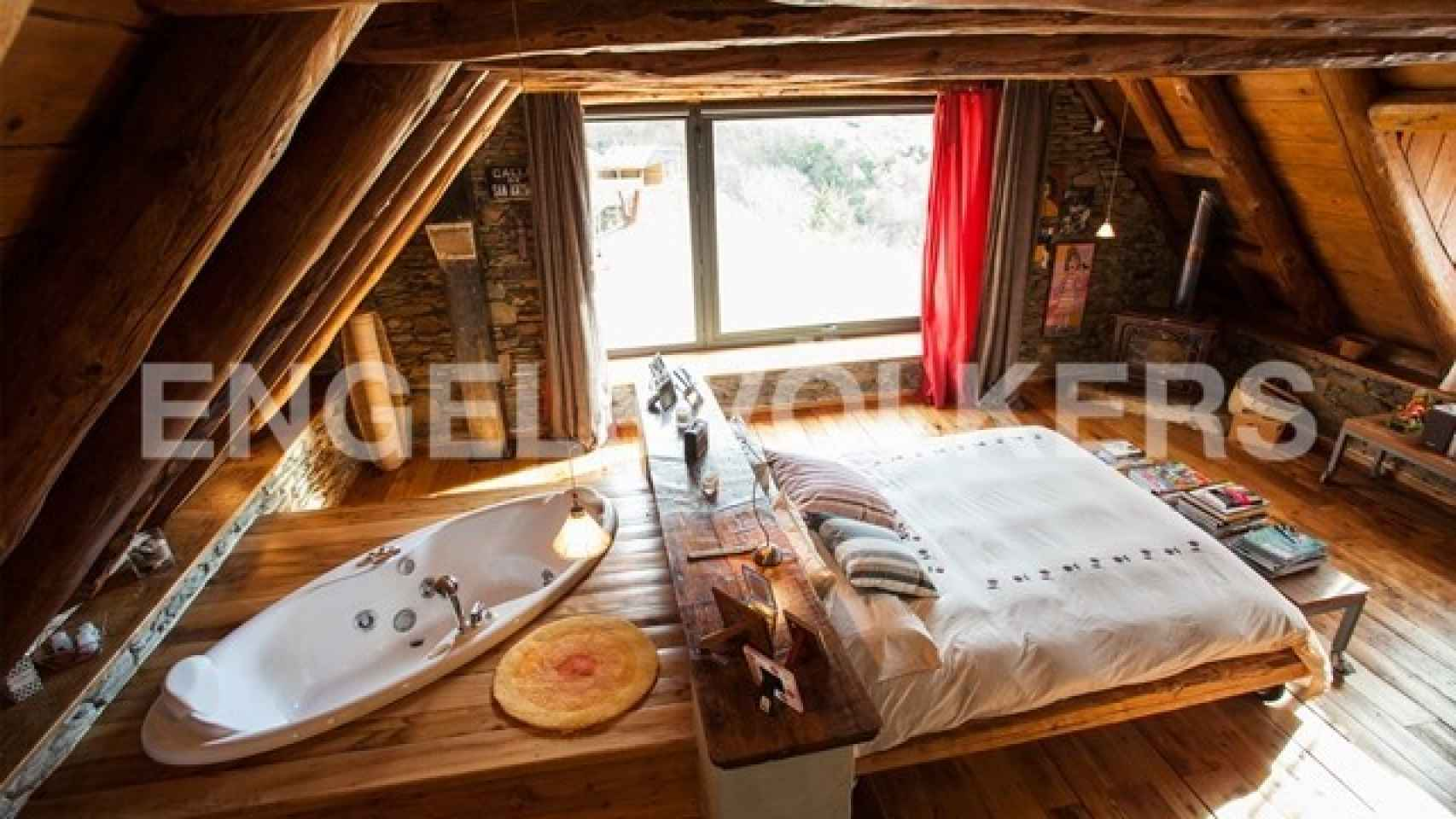 Así es el casoplón de Pau Donéz en el Valle de Arán, en imágenes