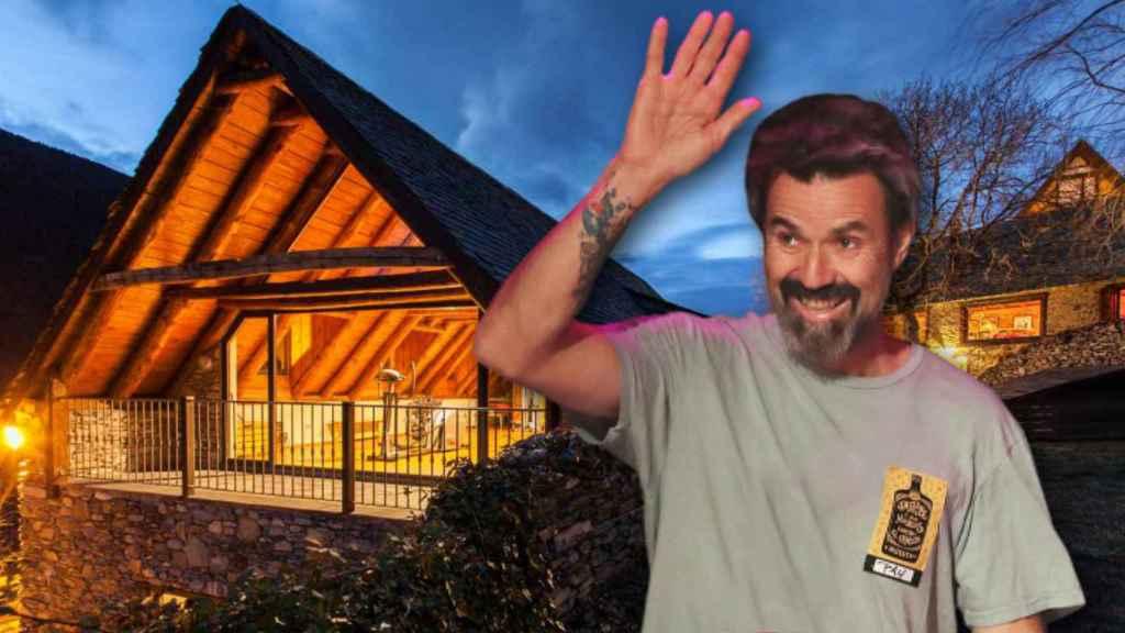 Pau Donés ha puesto en venta su casa en Baqueira por 2,3 millones de euros.
