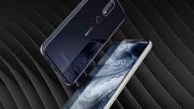 El Nokia 6.1 Plus se actualiza a Android 10: modo oscuro y muchas más novedades