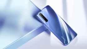 Nuevo realme X50 5G con pantalla de 120 Hz