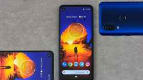 El Motorola One Vision también se actualiza a Android 10