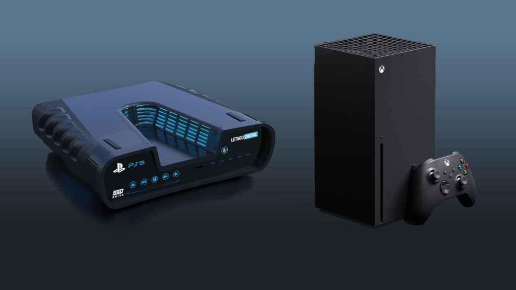 El año de la guerra de consolas: PlayStation 5 contra Xbox Series X