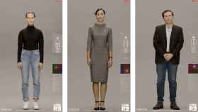 El humano artificial de Samsung es un fiasco: son simples avatares digitales