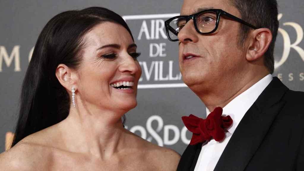 Silvia Abril y Andreu, en los últimos premios Goya.