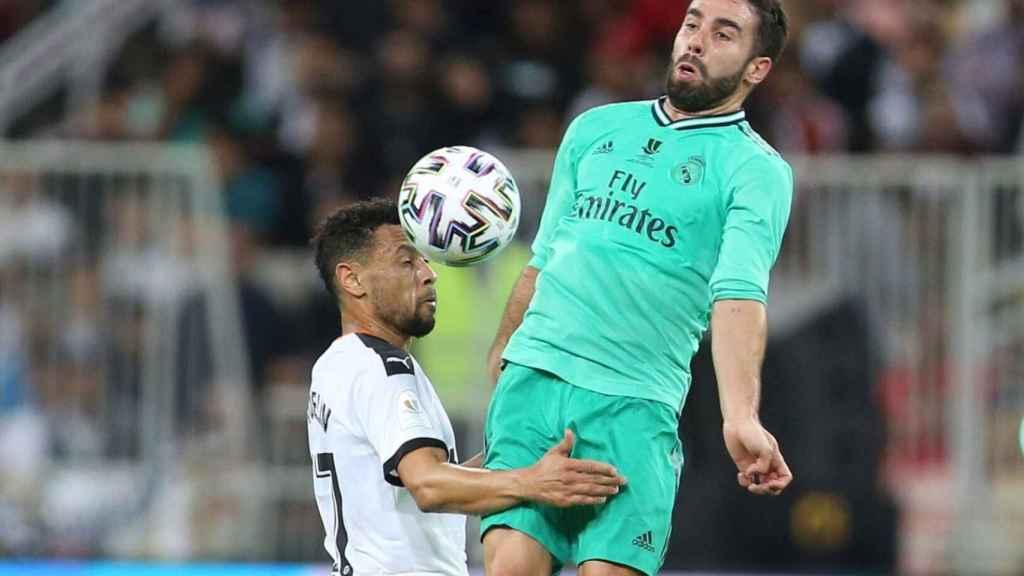 Valencia - Real Madrid de Supercopa de España
