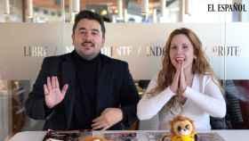 Jesús Carmona y Ane Olabarrieta.