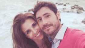 Victor Sánchez del Amo y su mujer May Catalina Trigo