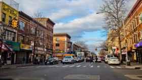 El barrio de Flatbush, en Brooklyn.