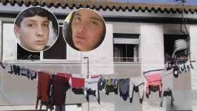 Los hermanos Juan Manuel (15 años), y Noelia (25), fallecieron este pasado martes tras incendiarse su casa en Huelva.