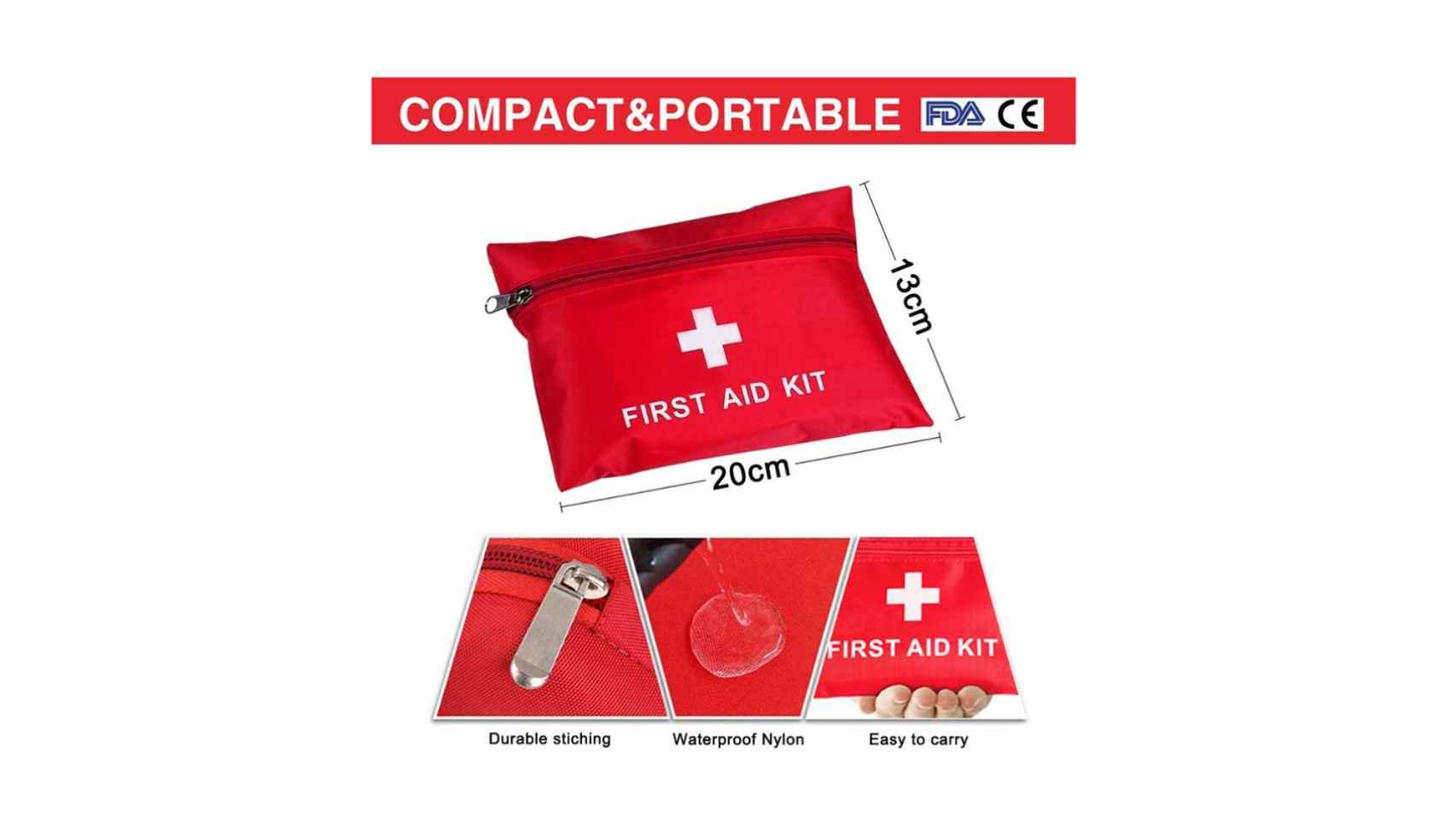 Kit de emergencia