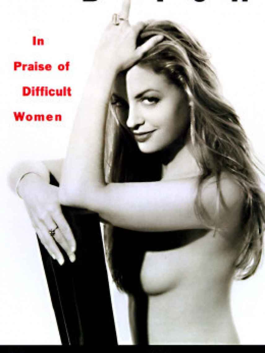 La portada del libro de Elisabeth: Bitch: in praise of difficult women.