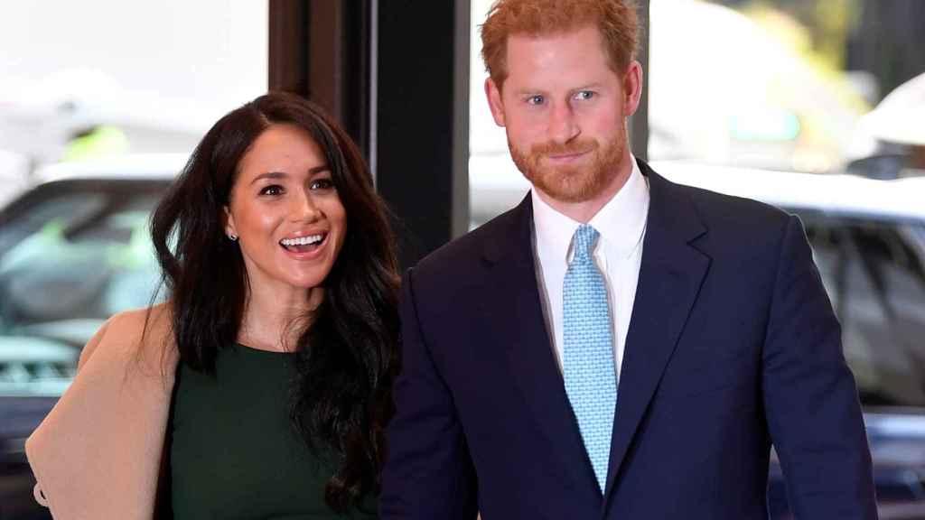 Harry y Meghan preparan su primera biografía autorizada.