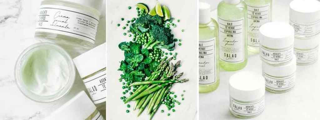 Salad Code apuesta por las ensaladas para tu piel.