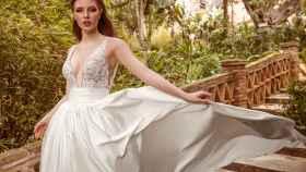 María Salas resume en cuatro las tendencias de la moda nupcial.