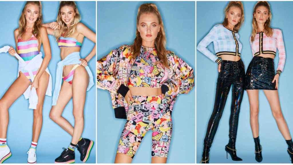 Chiara Ferragni ha presentado su nuevos diseños para primavera/verano 2020.