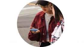 Un móvil redondo con doble jack de auriculares, el producto más curioso del CES 2020
