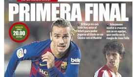 Portada Mundo Deportivo (09/01/20)