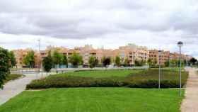 Complejo residencial de Valdeluz, en Yebes, Guadalajara. Foto: Ayuntamiento de Yebes