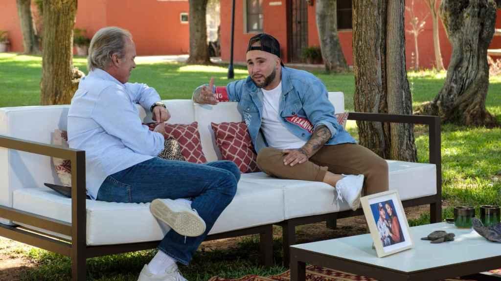 Bertín Osborne recibirá a Kiko Rivera en el primer programa de la nueva temporada de 'Mi casa es la tuya'.