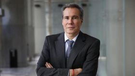 El fiscal Nisman.
