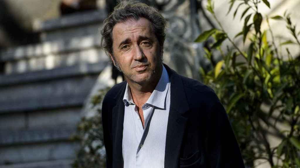 El director italiano Paolo Sorrentino estrena The new Pope.