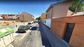 Paseo de la Estación en Illescas (Foto: Google)