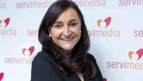 La presidenta de la Fundación Vodafone España, Remedios Orrantia.