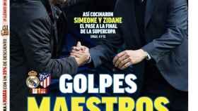 La portada del diario MARCA (11/01/2020)