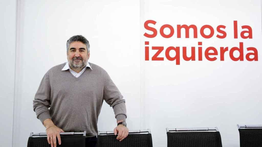 José Manuel Rodríguez Uribes, nuevo ministro de Cultura, en una imagen de archivo.