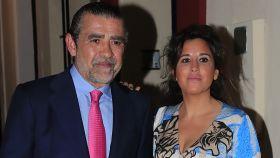 Jaime Martínez-Bordiú y su pareja Marta en una imagen de archivo.