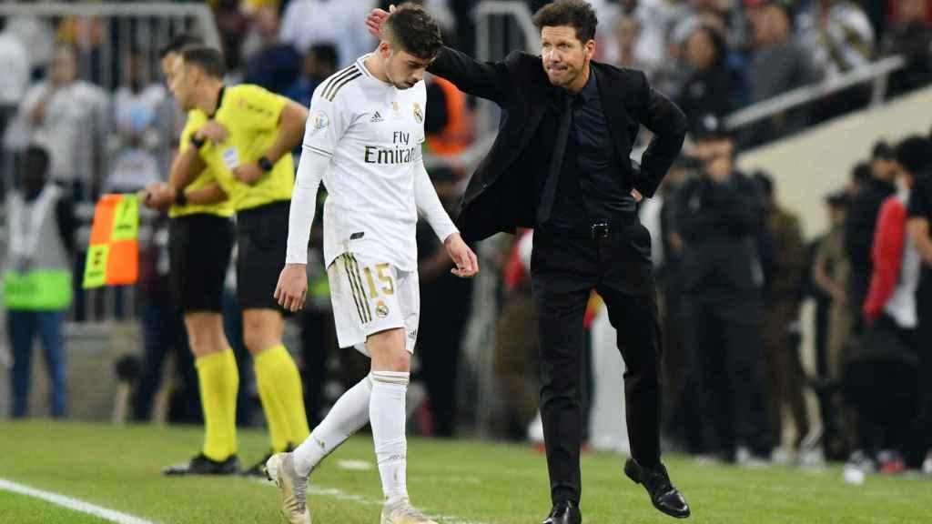 Valverde y Simeone