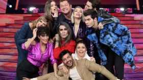 Los concursantes de 'Tu cara me suena' (Antena 3)