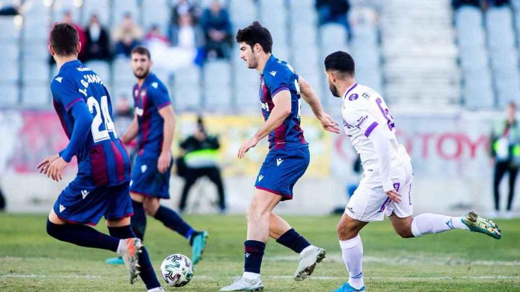 Real Jaén - Levante