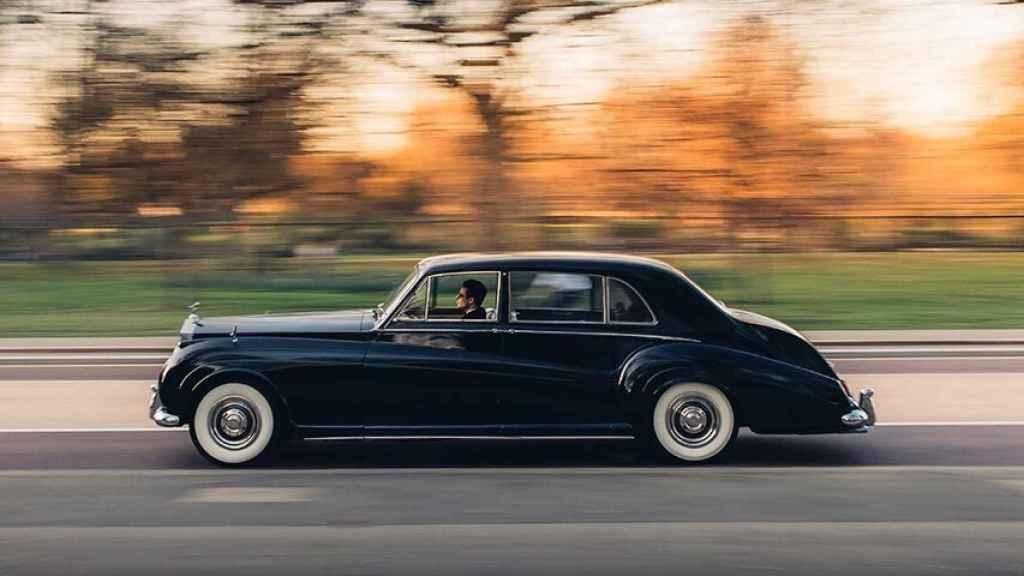 Rolls-Royce Phantom V Eléctrico