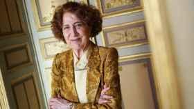 Carmen Iglesias, directora de la Real Academia de la Historia.
