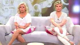 Carmen Borrego y Terelu Campos (Mediaset)