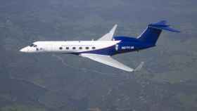 Avión Científico Gulfstream-V.