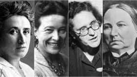Estas son las cuatro mujeres que inspiran a Irene Montero en su ministerio feminista.