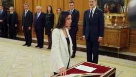 Irene Montero dijo Consejo de Ministras cuando prometió su cargo
