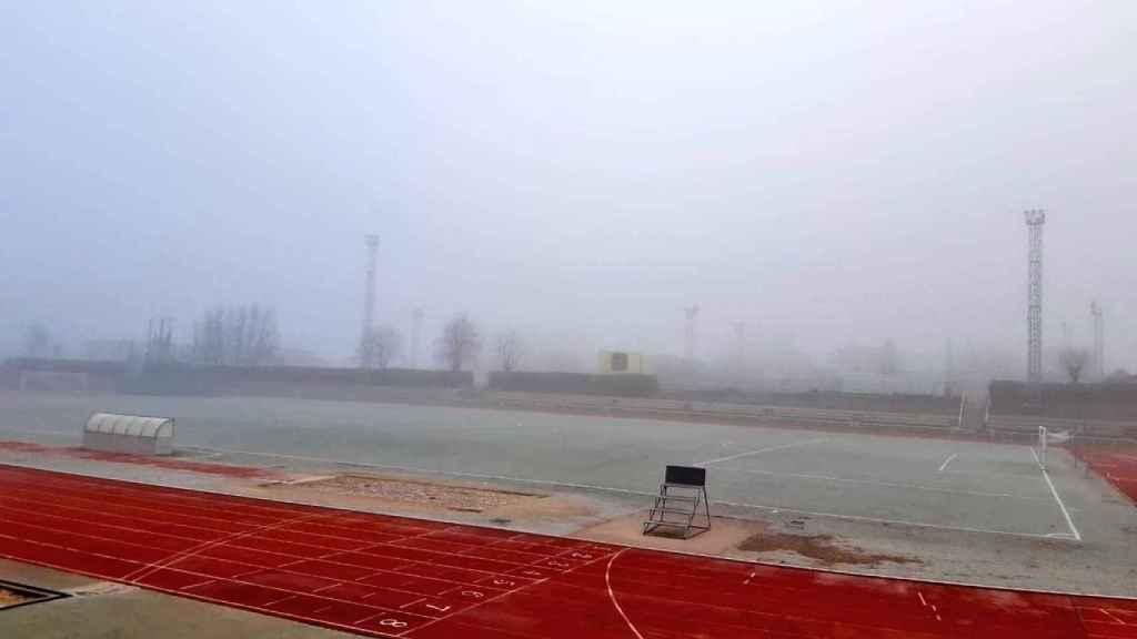 Así son 'Las Pistas', el estadio donde juega habitualmente Unionistas de Salamanca