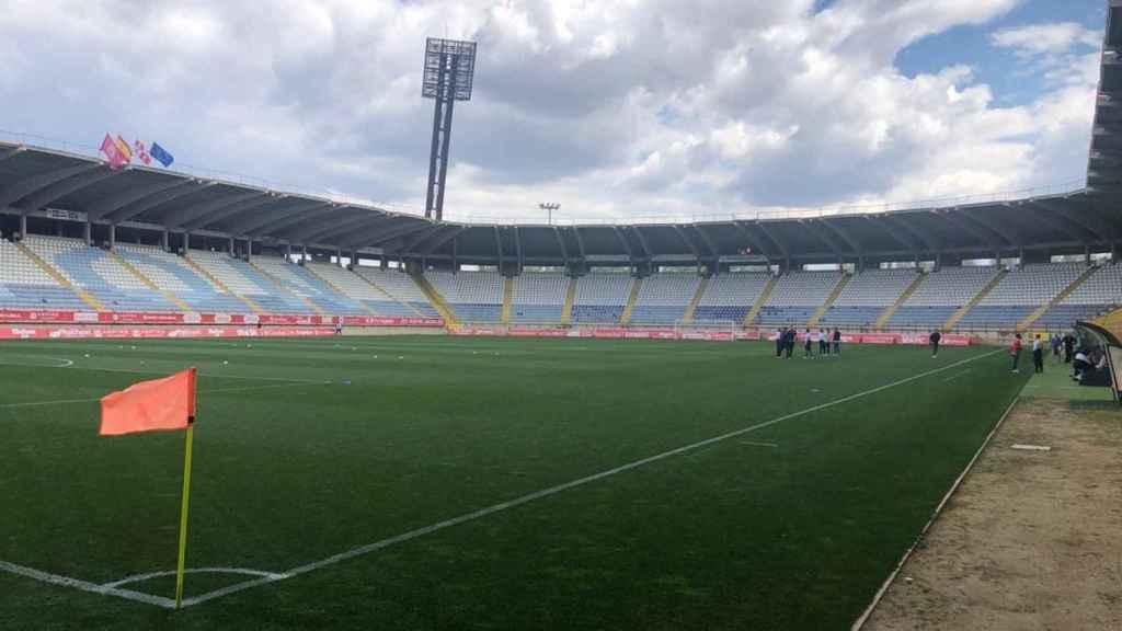 El Estadio Helmántico fue de Primera con la Unión Deportiva Salamanca