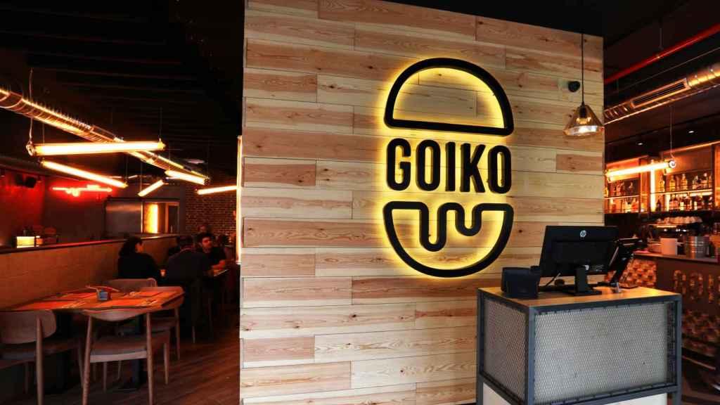 La nueva imagen de Goiko, antes Goiko Grill.