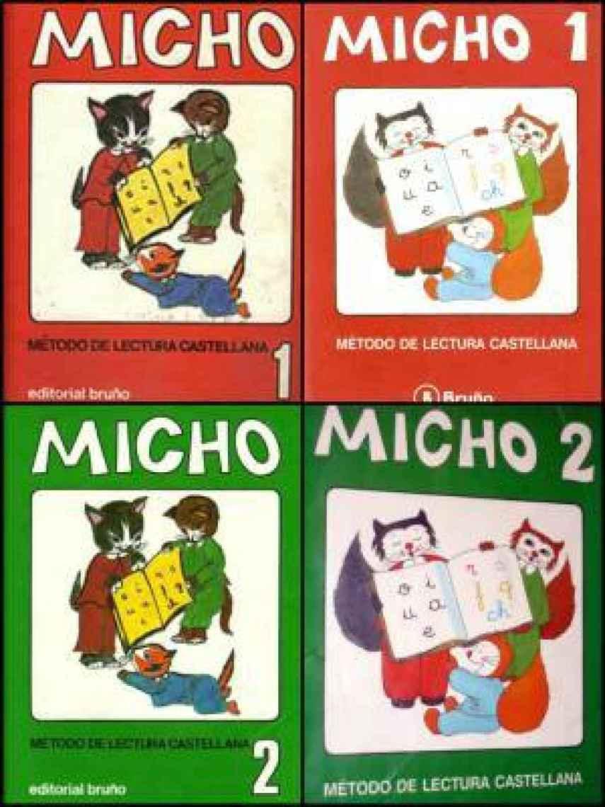 Los populares cuadernos Micho.