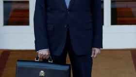 El ministro de Agricultura, Luis Planas, en una imagen en el Palacio de la Moncloa.