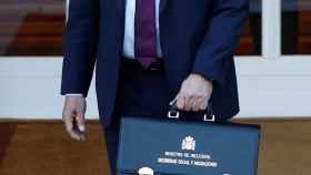 El ministro de Seguridad Social y Migración, José Luis Escrivá.