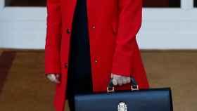 La Ministra de Política Territorial y Función Pública, Carolina Darías.