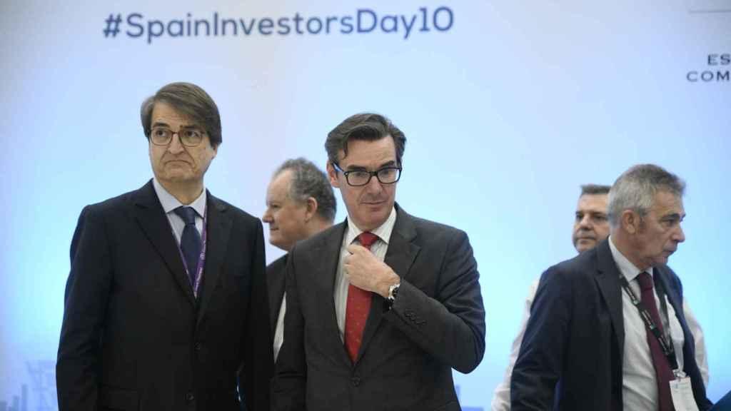 Spain Investors Day.