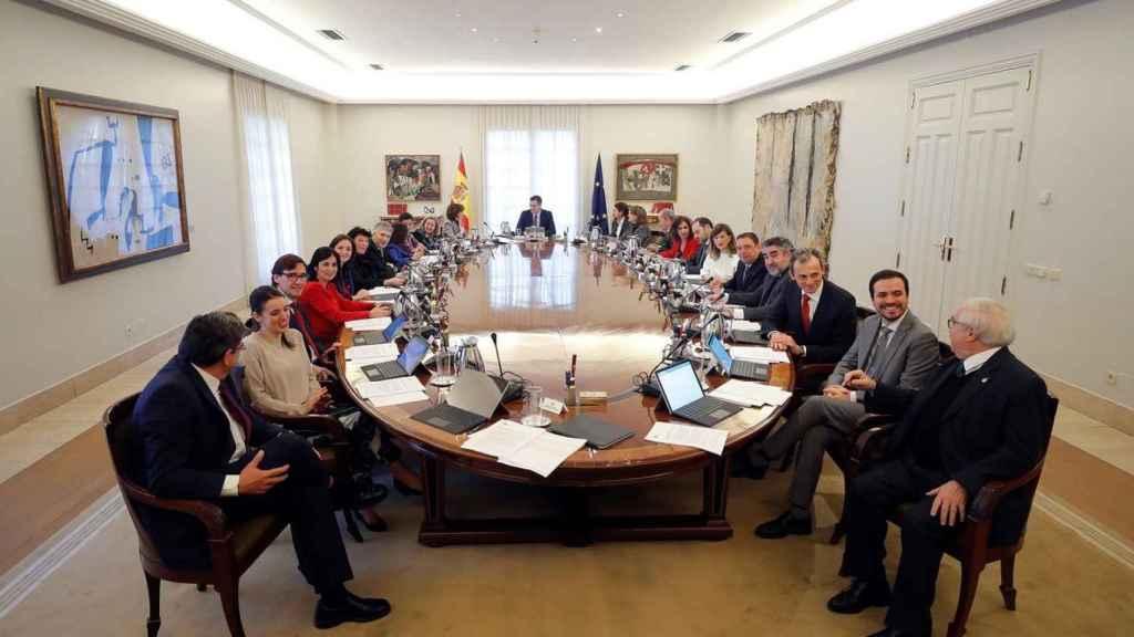 consejo-ministros-2020-efe